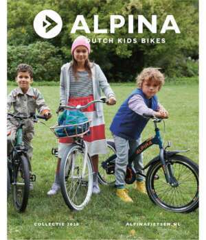 Folder Alpina Magazine NL 2020