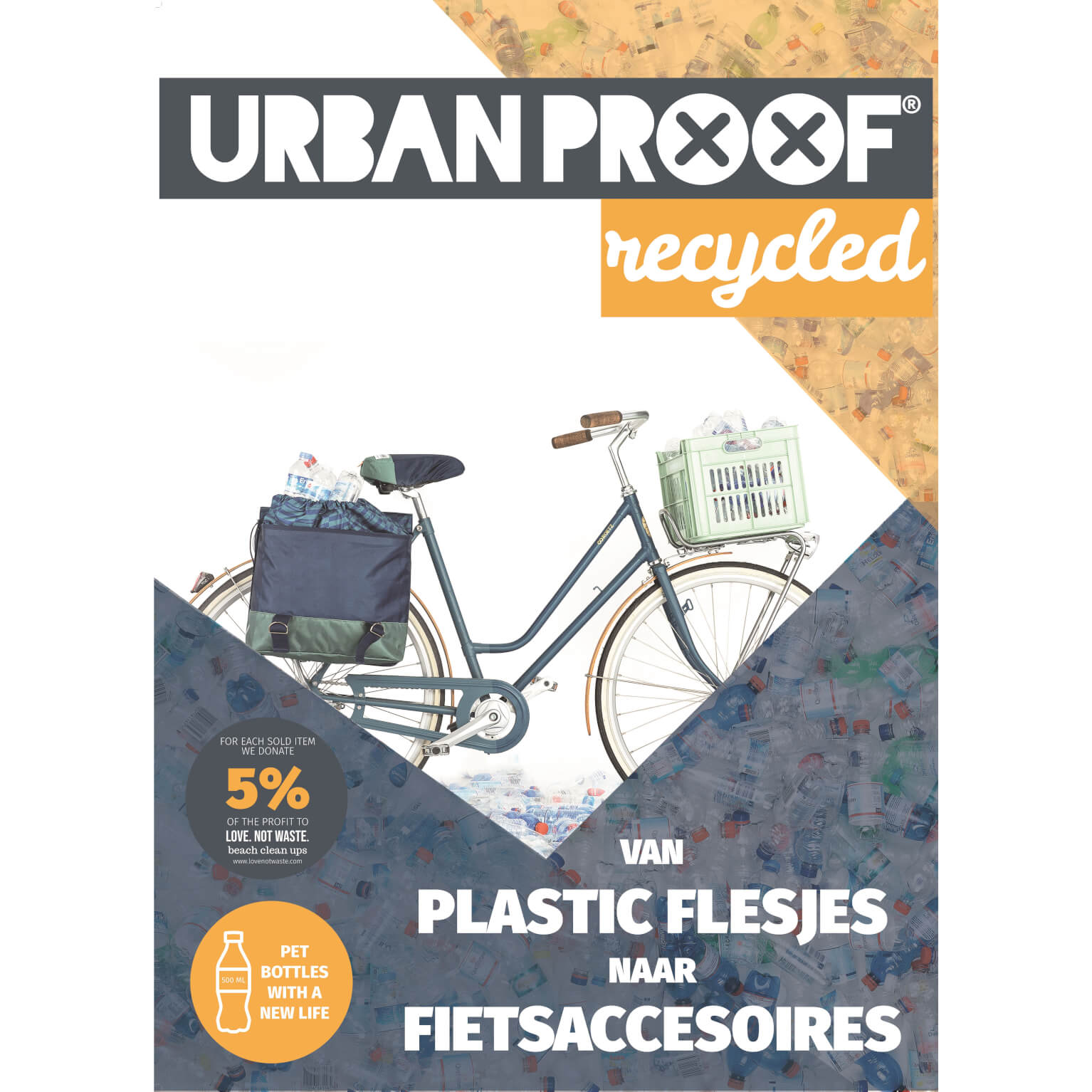 Urban Proof Poster Recycle A2