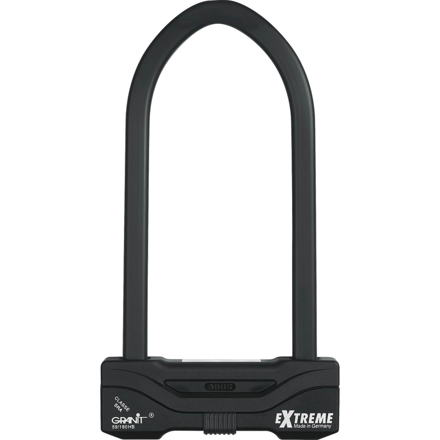 Abus beugelslot Granit Extreme 59/180HB245