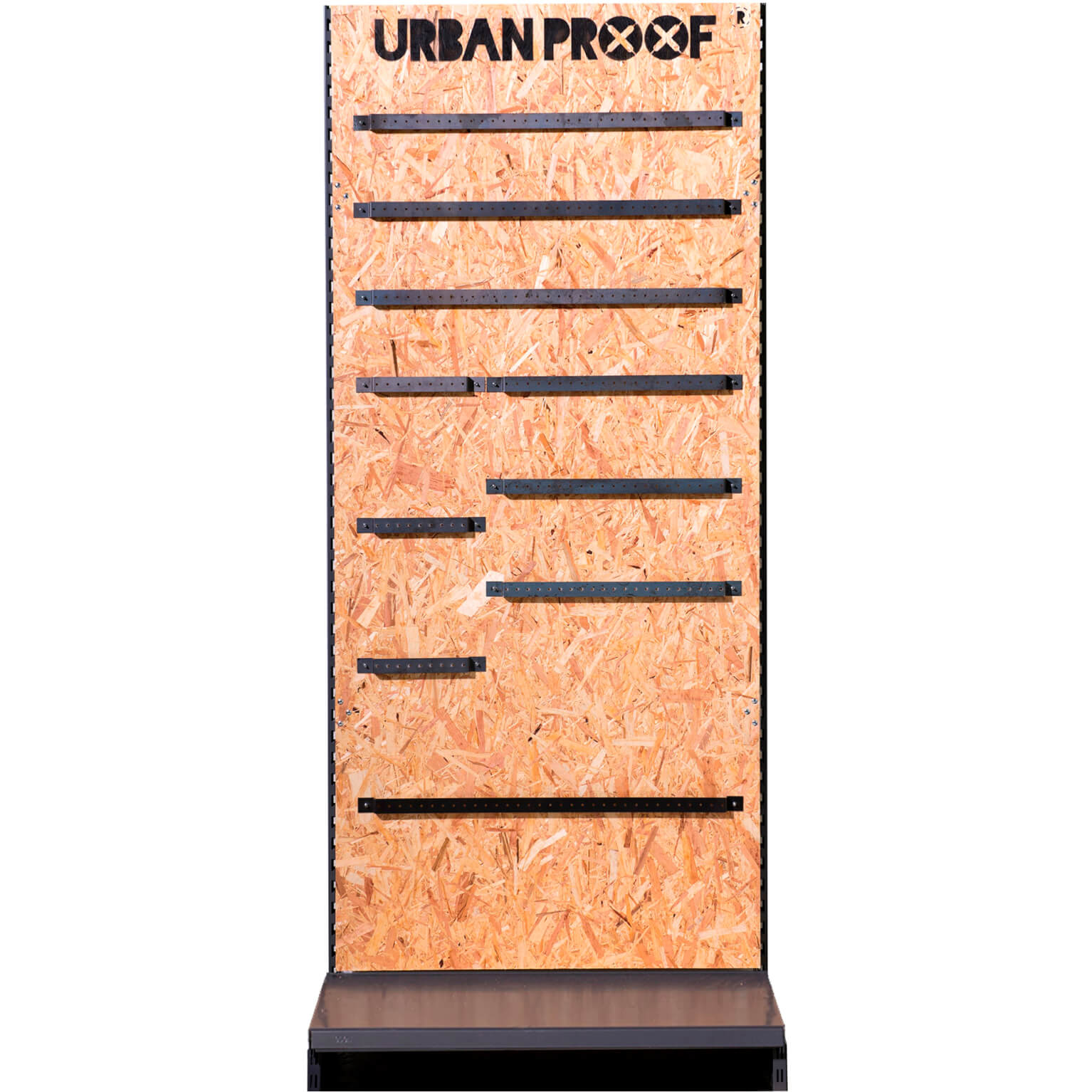 Urban Proof 1M Achterwand